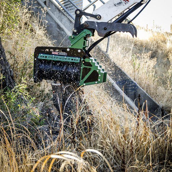 FX26 Defender Excavator Forestry Mulcher