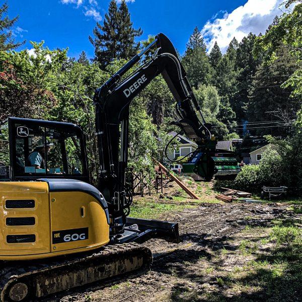 30EX-HD Excavator Flail Mower